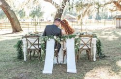 Southern Garden-Chic Wedding Inspiration Shoot