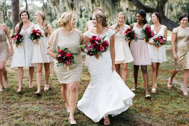 Wedding Hair with Before the Aisle – Central Florida's Leading Hairstylist