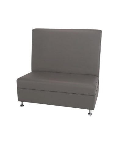4ft Gray Mod Furniture High Back – A Chair Affair