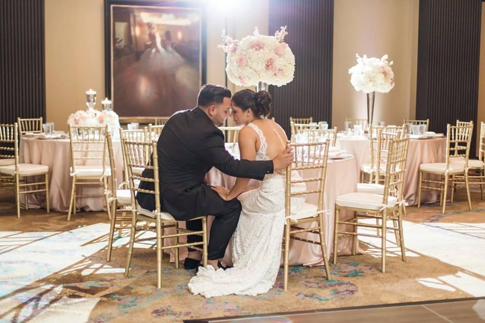 Blush And Gold Grand Bohemian Wedding A Chair Affair Inc