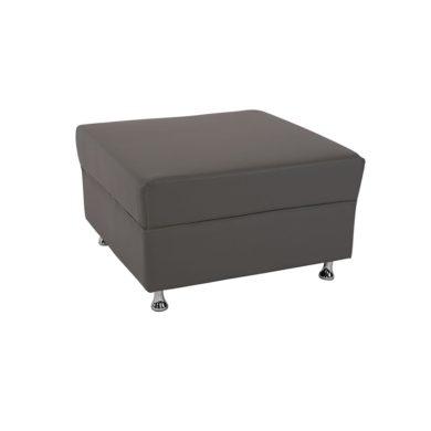 Gray Mod Ottoman