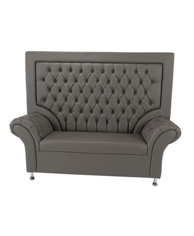 Gray Royalty Throne – A Chair Affair Rentals