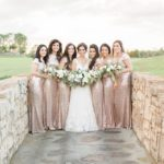 Royal Crest Wedding bridesmaids