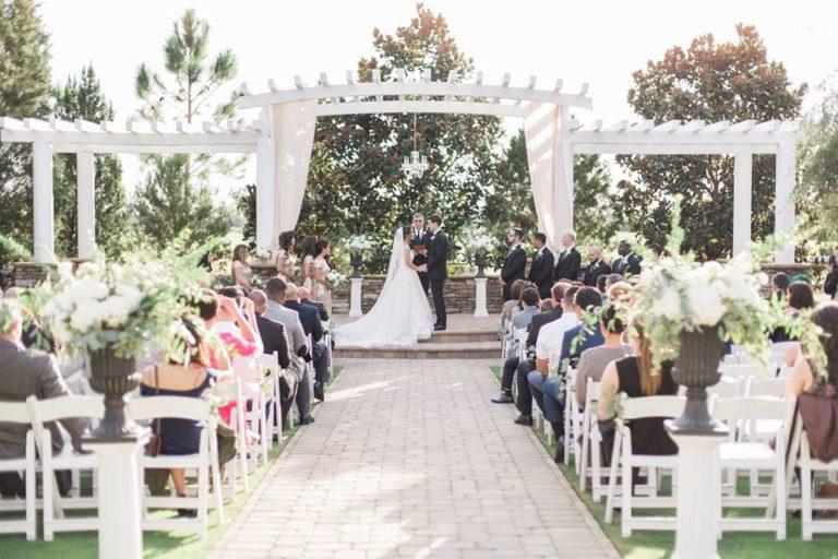 Royal Crest Wedding ceremony