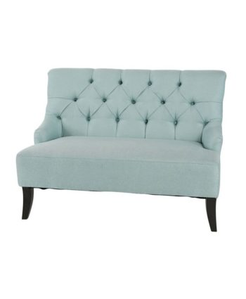 Savannah Settee Seafoam - A Chair Affair Rentals