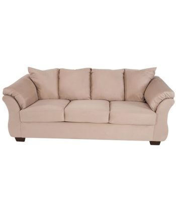 Shay Ivory Sofa - A Chair Affair Rentals