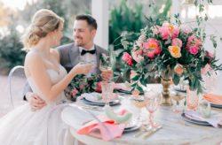 Spring Wedding Inspiration Photo Shoot