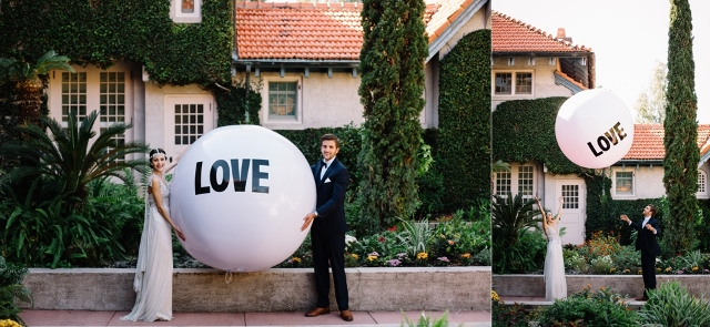 Sydonie Mansion Boho Styled Shoot love ball