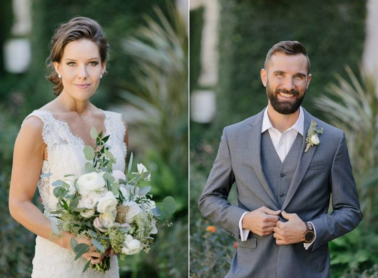 Sydonie Mansion wedding couple closeup