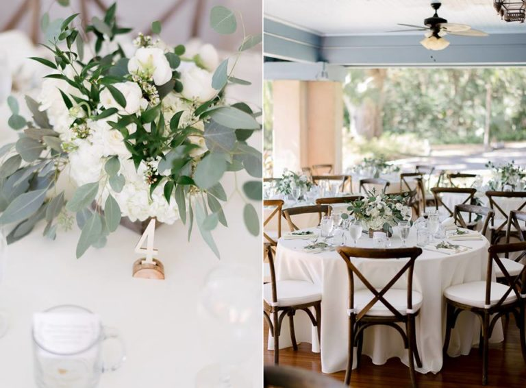 Sydonie Mansion wedding french country chair