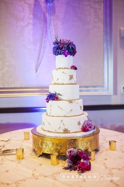 Wyndham Grand Orlando Resort Bonnet Creek cake