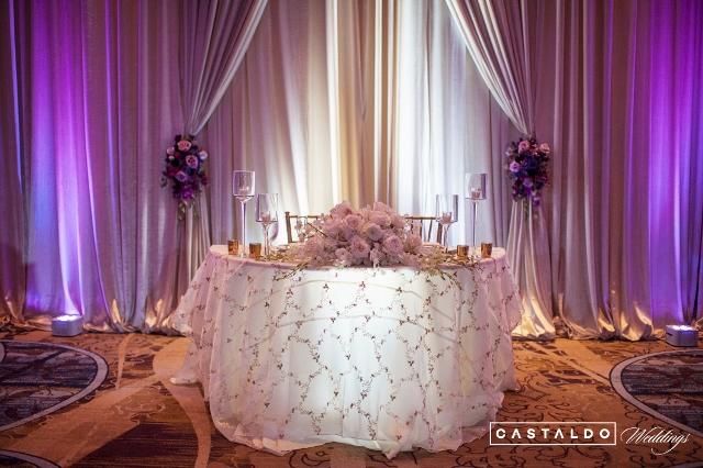 Wyndham Grand Orlando Resort Bonnet Creek couple table