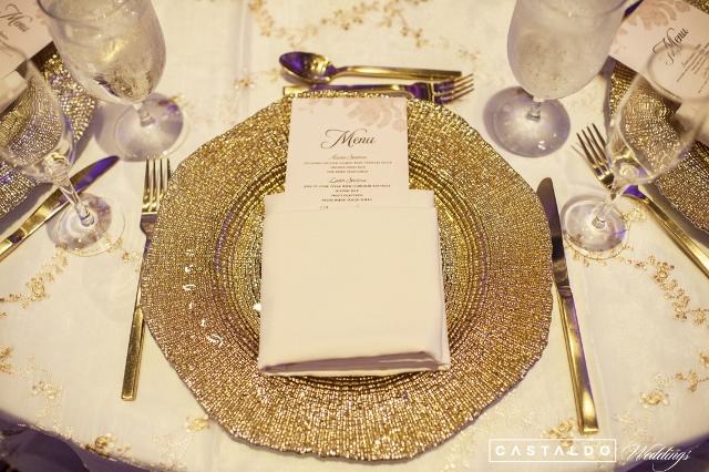 Wyndham Grand Orlando Resort Bonnet Creek gold octo charger