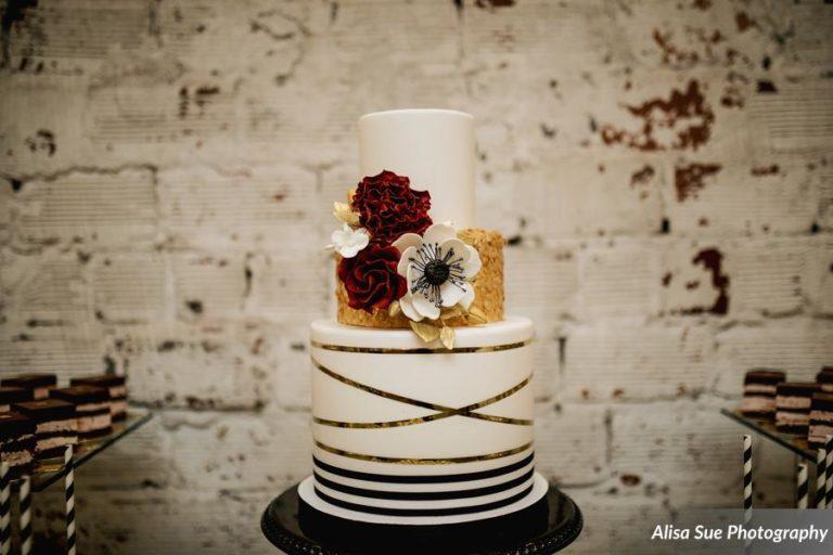 rialto theatre wedding cake
