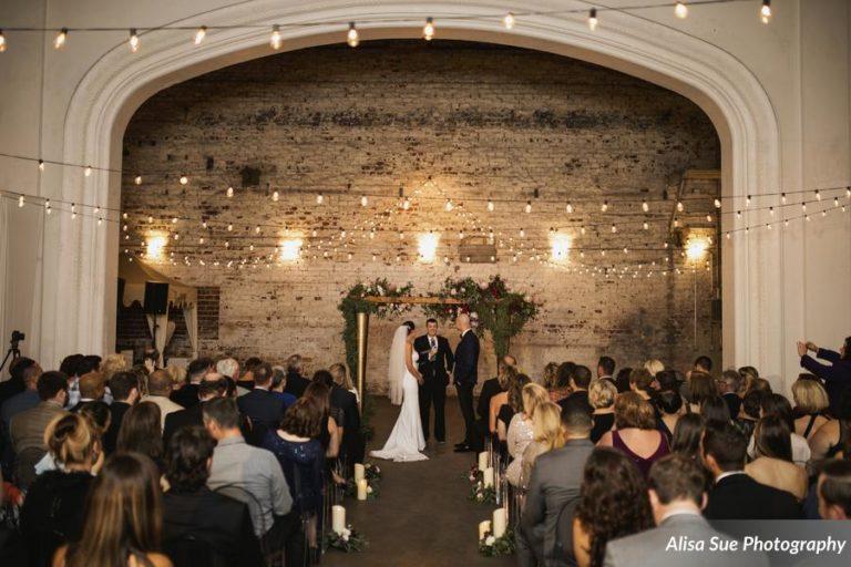 rialto theatre wedding ceremony