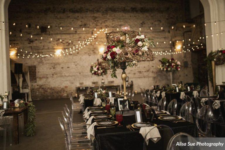 rialto theatre wedding reception decor (3)