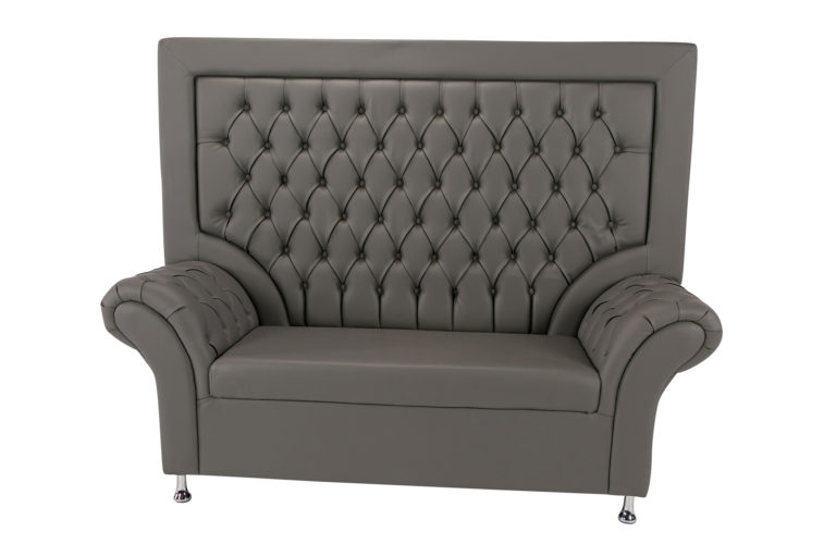 Gray Royalty Throne