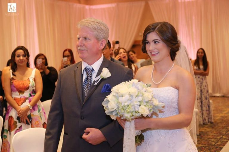 MIssion Inn Resort Wedding ceremony FOB