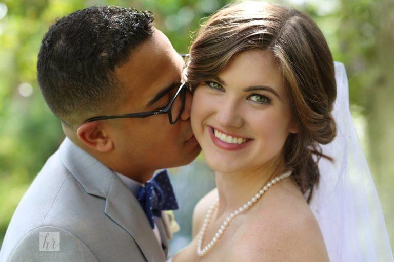 MIssion Inn Resort Wedding newlywed