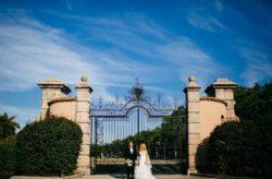 Stunning Gold Ringling Museum Wedding