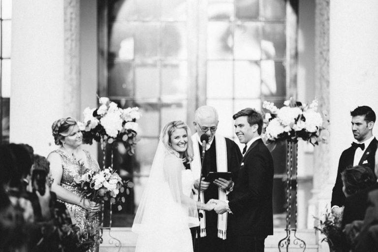 Ringling Museum Wedding ceremony