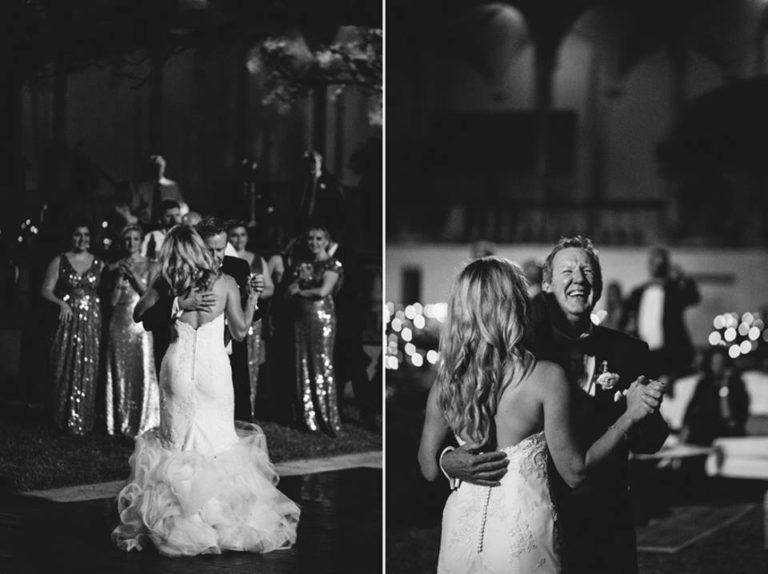Ringling Museum Wedding reception dance
