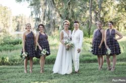 Intimate Villa Adriana Wedding in Tampa