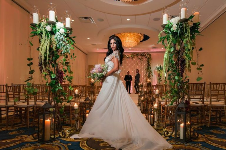 Westgate Resorts wedding bride gown