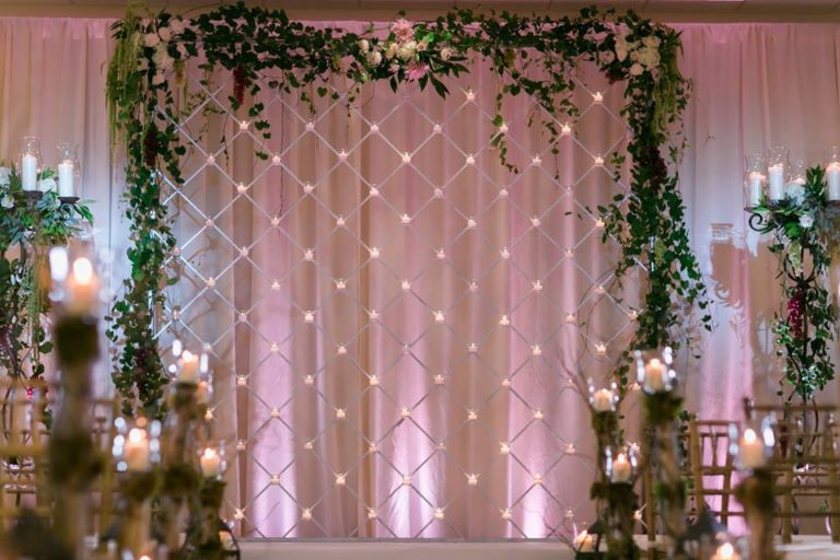 Westgate Resorts wedding ceremony arbor
