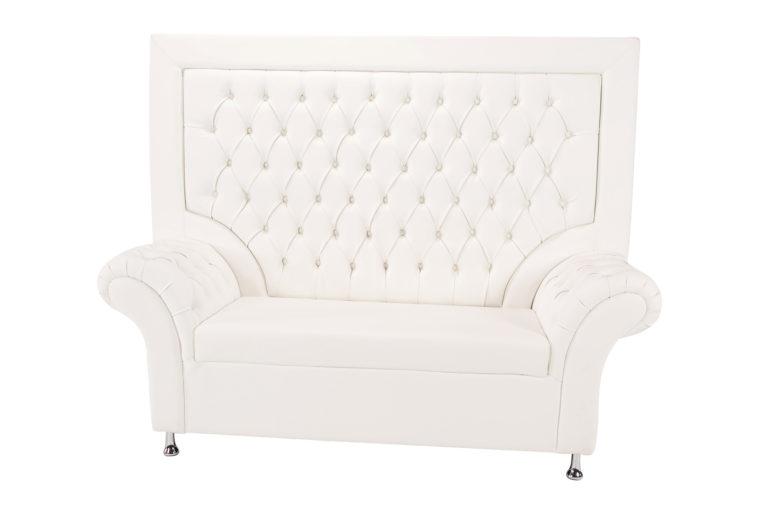 White Royalty Throne