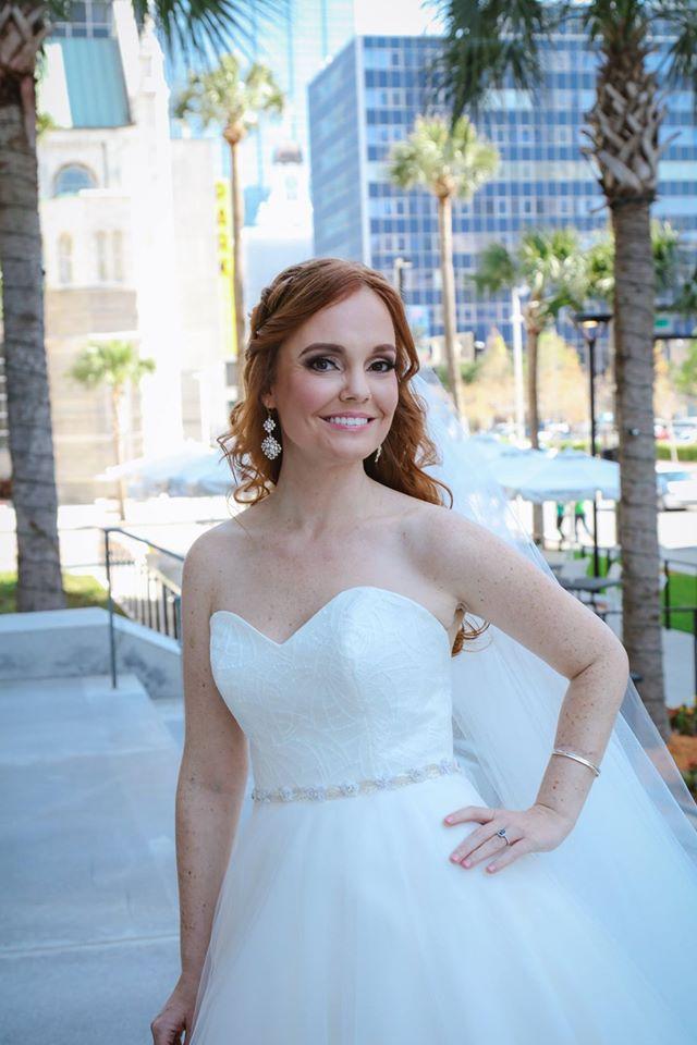 ybor city museum wedding bride
