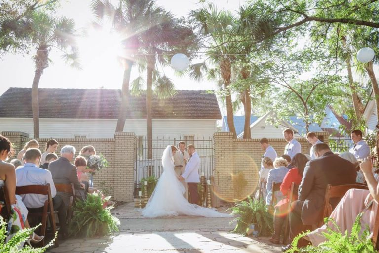 ybor city museum wedding ceremony