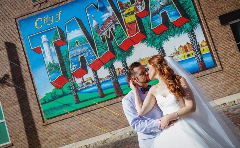 Ybor City Museum Wedding with Southern Charm