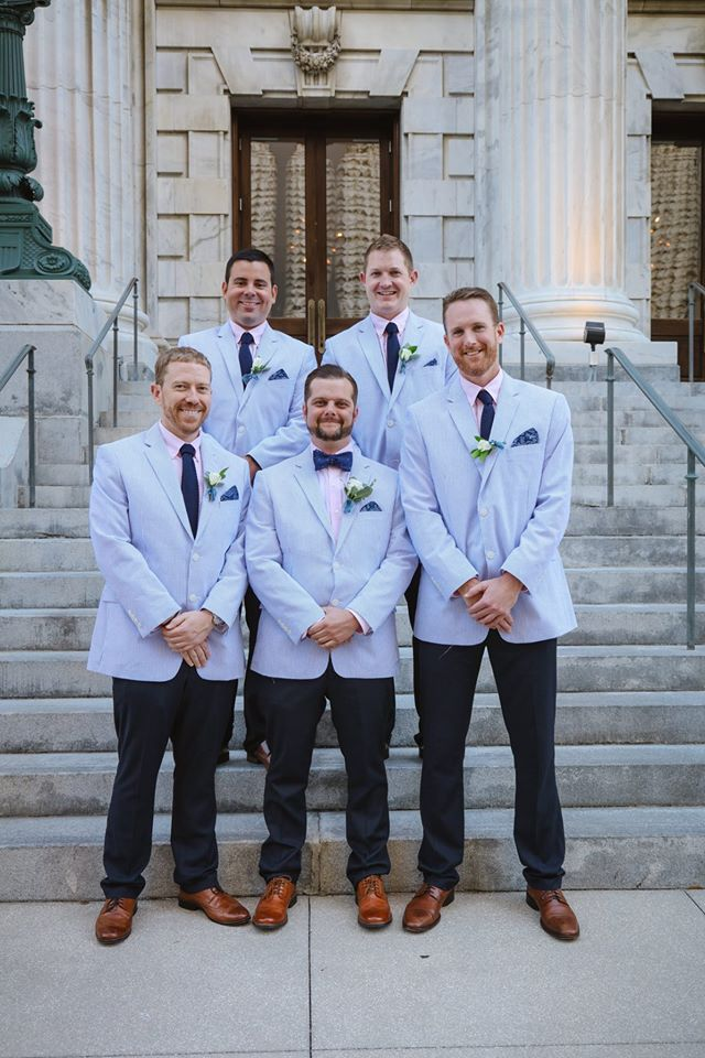 ybor city museum wedding groom party