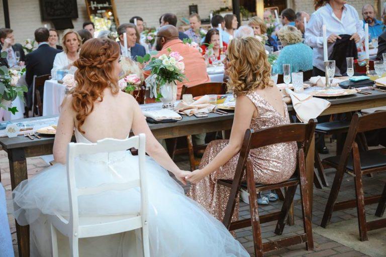 ybor city museum wedding reception bride