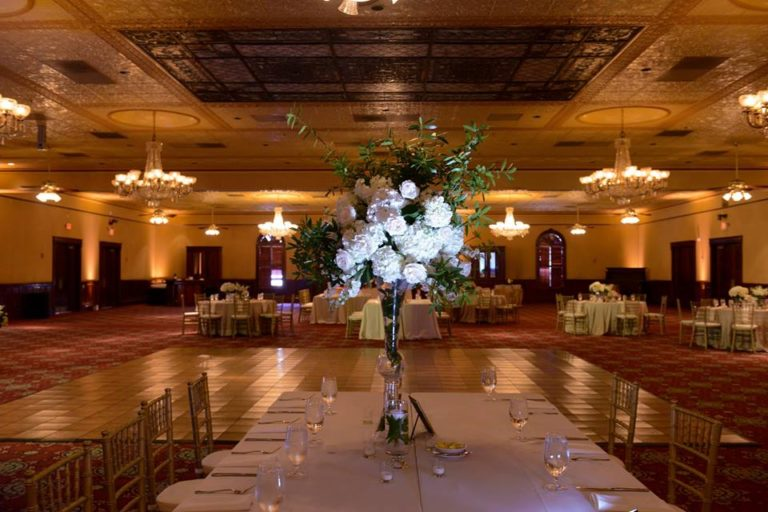 Ballroom at Church Street Wedding chiavari chair