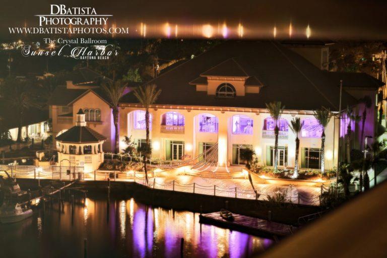 Daytona Beach Wedding Venue Crystal Ballroom Daytona 1