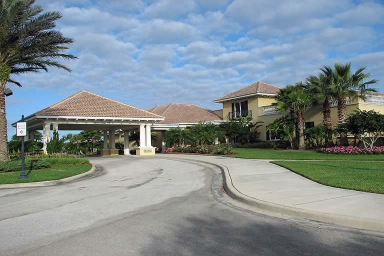 Daytona Beach Wedding Venue LPGA International Wedding Reception 1