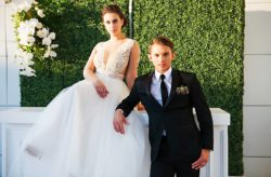 Glazer Children's Museum Wedding Photo Shoot