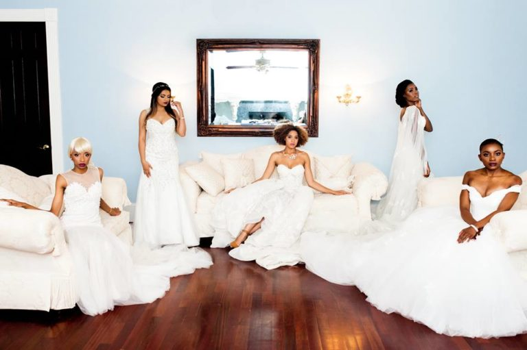 Luxmore Grande Estate wedding trends A Chair Affair models