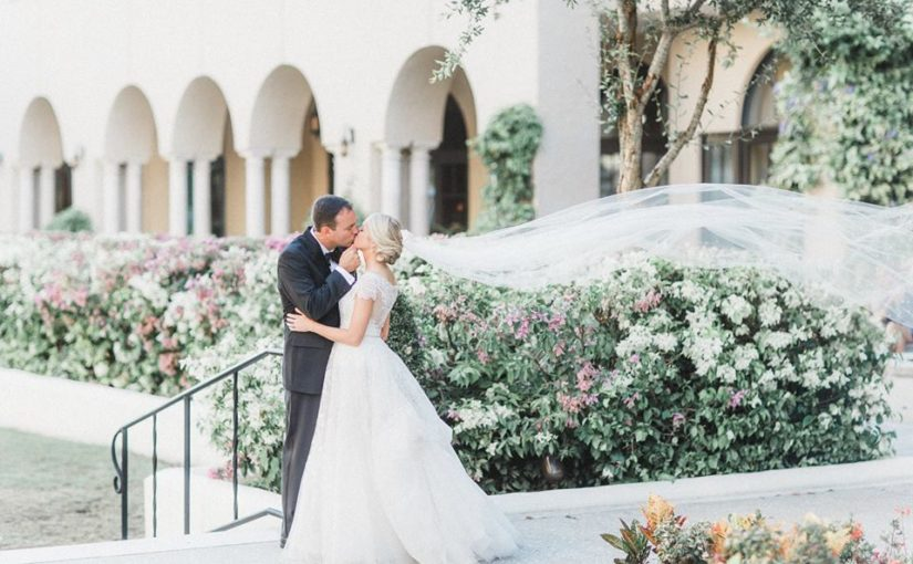 Alfond Inn Romantic Wedding in Winter Park