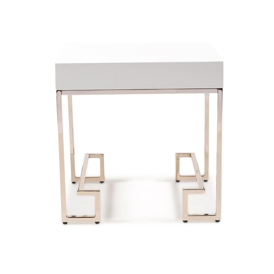 Britt End Table - A Chair Affair Rentals