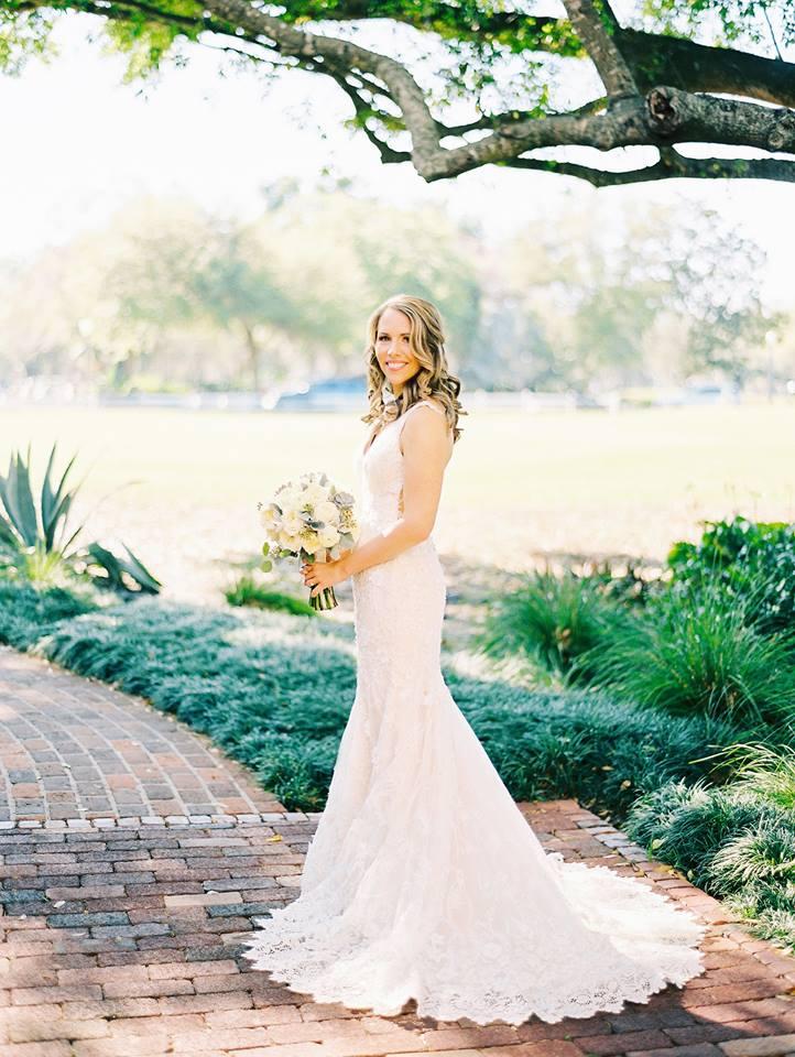 Casa Feliz Wedding A Chair Affair bride 1