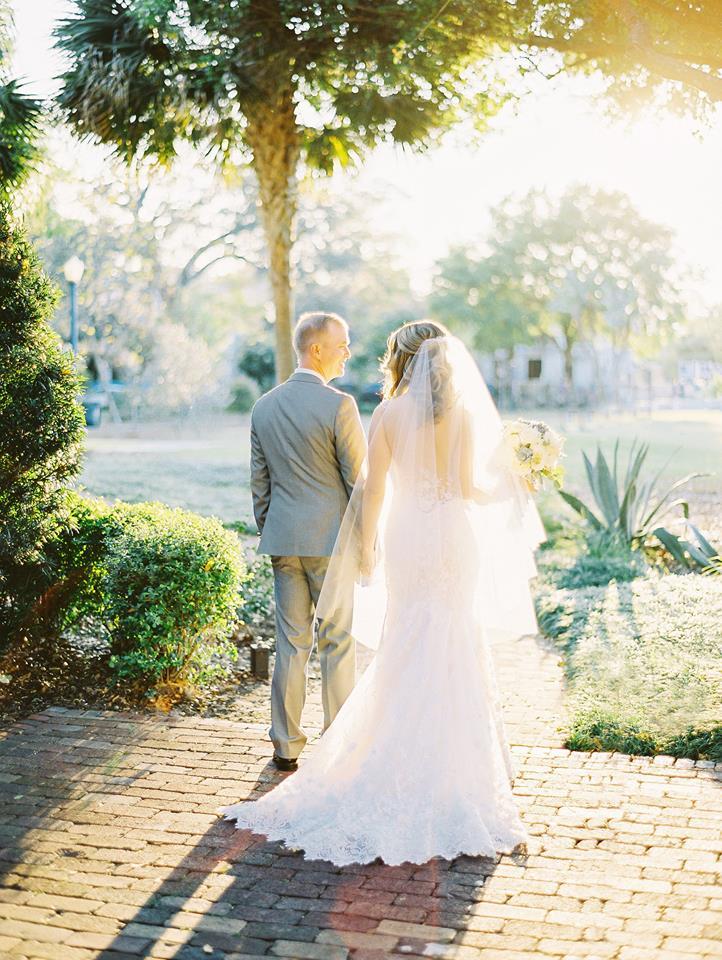 Casa Feliz Wedding A Chair Affair couple 3