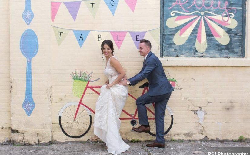 Downtown Deland Wedding Inspiration Photo Shoot