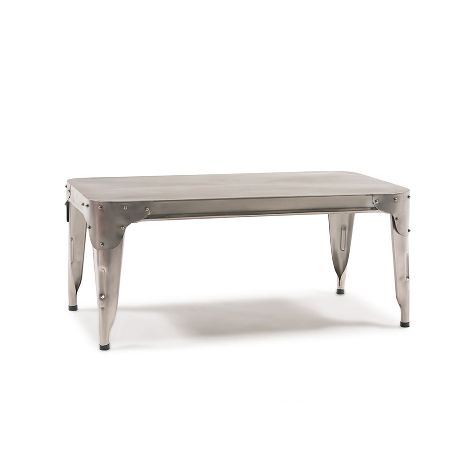 Silver Fox Coffee Table A Chair Affair Inc