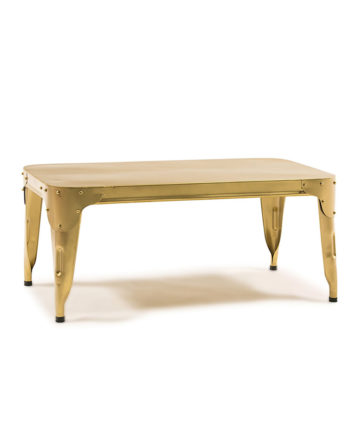 Gold Fox Coffee Table - A Chair Affair Rentals