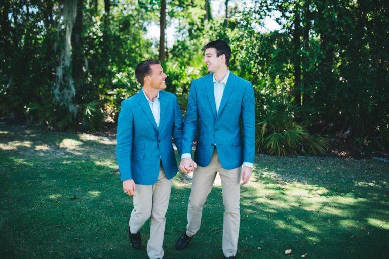 Hilton Orlando Bonnet Creek Wedding A Chair Affair couple 2