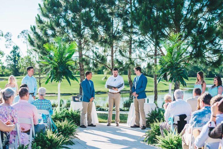Hilton Orlando Bonnet Creek Wedding A Chair Affair folding chairs 2
