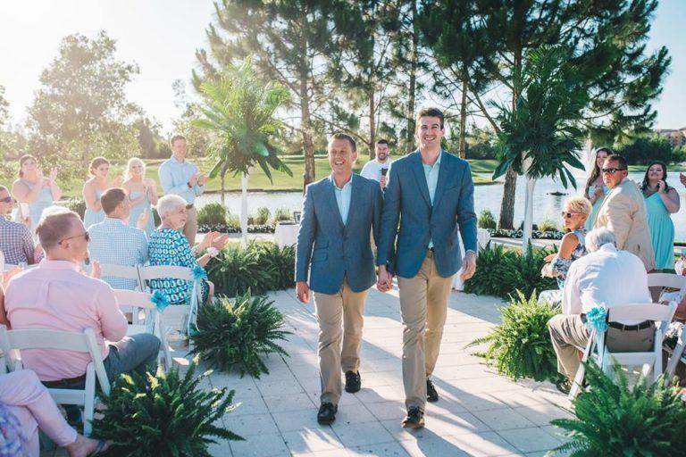 Hilton Orlando Bonnet Creek Wedding A Chair Affair folding chairs 5